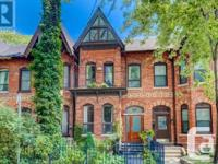 Overview Spectacular South Cabbagetown Victorian Home,