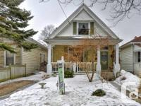 Outstanding curb appeal in this yellow brick gem. Be