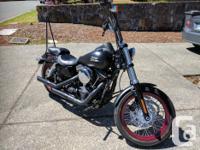 Make Harley Davidson Model Dyna Year 2016 kms 2500 2016