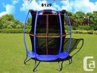 15ft & 17ft Trampoline & Safety Net Enclosure Sale,