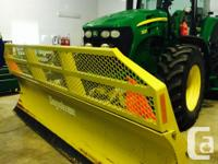 4600 2014 Degelman 4600, Tractor Blades, 14 ft., 4 Way,