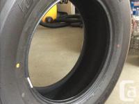 Set of 4 265/70R17 Bridgestone Dueler H/T Tires. Used