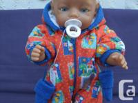 this cute Baby Doll is looking for adoption, a little