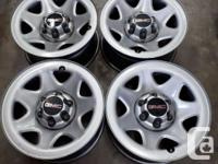 Set of 4 factory OEM Wheel Rims for Chevy/GMC Pick Up