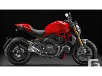 2015 Ducati Monster 1200s Monster instinct. The