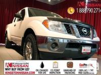 2010 Nissan Frontier King Cab 4.0 SE 4X4 The 2010
