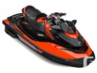 2016 Sea-Doo RXT-X 300 Engine Type: Rotax® 1503 HO