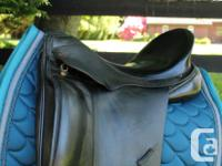 "17.5"" Albion SLK Ultima Dressage Saddle now on"