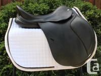 """Regal 17.5"""" All Purpose Saddle This saddle is in"""