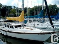 Excellent all weather cruiser. Large interior. 2