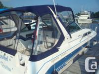 REDUCED!!! VERY WELL EQUIPED THIS 290 SUNDANCER IS A