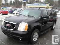2008 Yukon XL , SLT eight passenger 4x4 , equipped wit