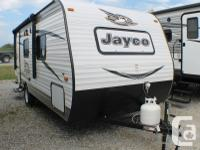 2016 Jayco Jay Flight SLX 195RB $46 Weekly OAC * Sleeps