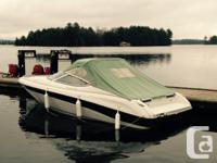 Very well built boat in very like-new condition!