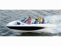 Sporty family bow rider!This boat fits perfectly with