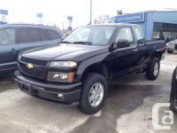 EXTENDED CAB, 4 CYLINDER, ONLY 24,000km, BALANCE OF