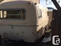 Trailer-interior removed, new floor, axle, tires & hot