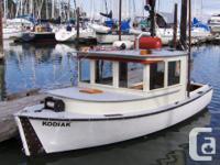 Fibreglass Davidson fishboat Solid construction