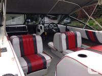 1991 Reinell bowrider, 4.3 liter 6 cylinder
