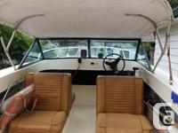 17' Hourston Glascraft Excellent condition Yamaha