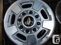 17 inch Chevrolet Silverado, 2011-2018 GMC Sierra 2500,