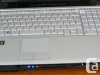 I 'M OFFERING (TOSHIBA SATELLITE P200) LAPTOP IN MINT