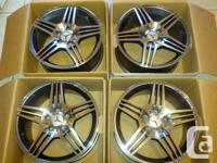 Mercedes AMG replica rims for sale, there are some