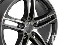 """17"""" Replica Audi Wheel  Wheels are almost Brand New"""