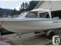 17' thermoglass k&c hull stamp says 1981 built in