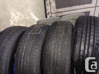 Kumho Eco Solus KL21, P235/65R 17. Much less than 600