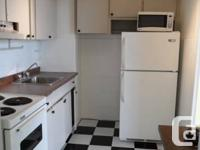 Charming 2 bedroom with large balcony. Bright, clean