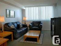 Spacious, bright, fully-furnished 2 bedroom executive