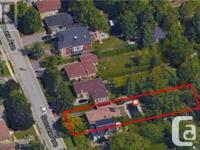 Overview Incredible 52.5 X 210 Deep Lot (Over 11,000