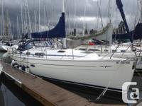This one owner 38 Cruiser is in great condition in and