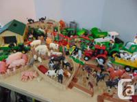 174 Pc Huge Farm Collection With John Deere Tractors