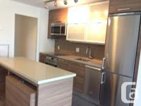 Be the first to live in this lovely new loft in the