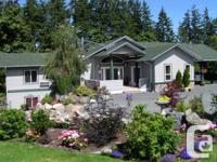 Vancouver Island B.C. where the winter seasons are mild