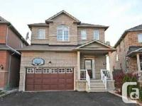 ** Executive Home In Castlemore  ** Close To Hwy 50 On
