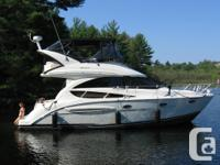An excellent 2007 Meridian 341. Fresh water boat all of