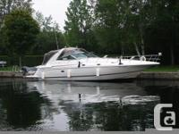 ~~The Cruisers 4270 is a big, full-bodied express with