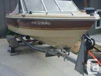 Selling our 17ft Fibretech watercraft with a 50hp