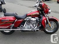 2005 Harley-Davidson FLHTCSE2 Screamin' Eagle Electra