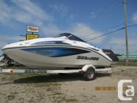 2006 Sea-Doo Sport Boats 180 Challanger2006 SEADOO