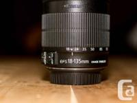 Fantastic beginners lens. This was a kit lens that came