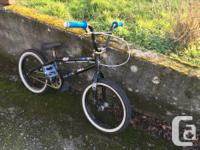 Great smaller BMX for your little rider. Works well at