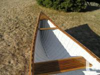 made on 18' Chestnut Bay form. complete restaration,