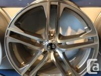 Replica Audi Wheel Special   - Wheels are Brand New -
