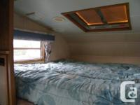 1990 5th wheel Fleetwood Wilderness Features include