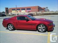 Roush Mustang GT California Special. Fully loaded.