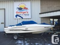 2011 Sea Ray 175 SportThis 2011 Sea Ray 175 Sport is in